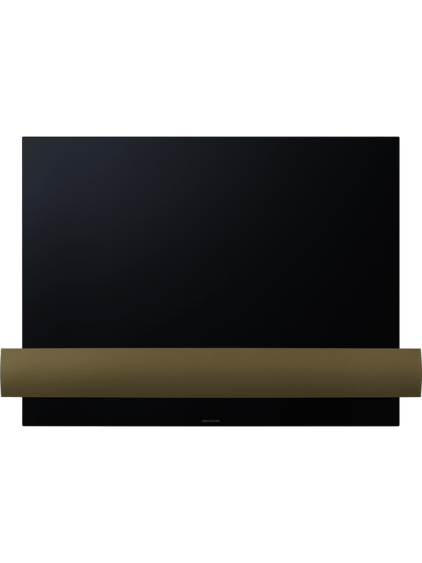 """BeoVision Eclipse 65"""", SoundCenter, Infantry Green Cover"""