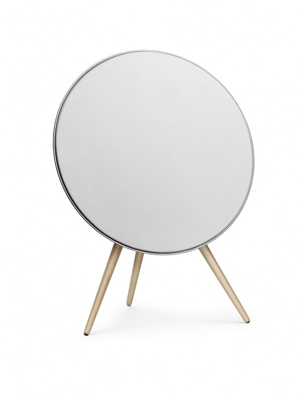 Beoplay A9 (White Cover, Maple Legs)
