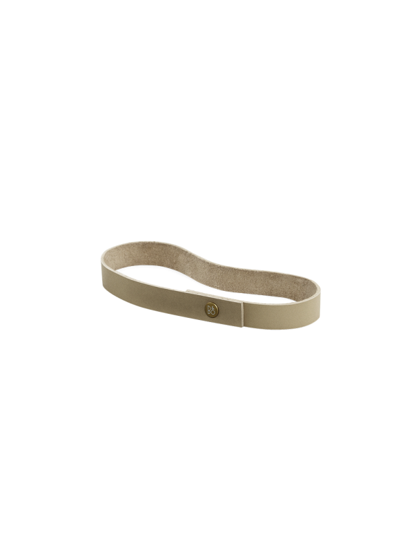 BeoPlay A2 Short Leather Strap, Natural