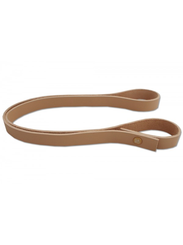 BeoPlay A2 Long Leather Strap, Natural