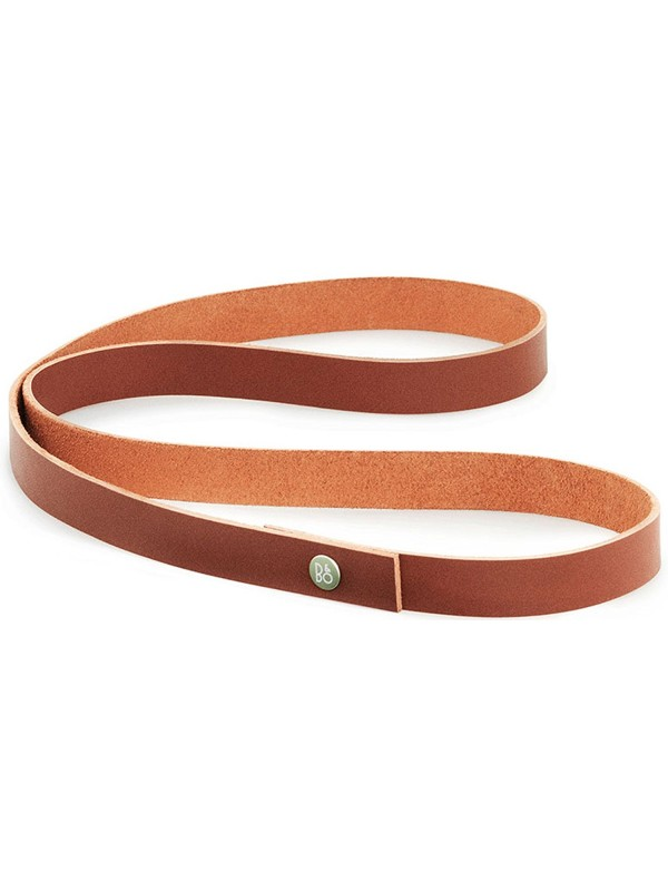 BeoPlay A2 Long Leather Strap, Red